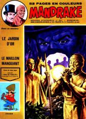 Mandrake (1re Série - Remparts) (Mondes Mystérieux - 1) -397- Le jardin d'or