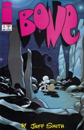 Bone (1991) -1a- Bone #1