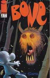 Bone (1991) -5a- Bone #5
