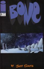 Bone (1991) -8a- Bone #8