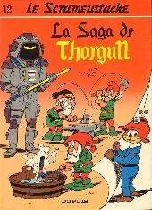 Le scrameustache -12- La saga de Thorgull