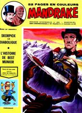 Mandrake (1re Série - Remparts) (Mondes Mystérieux - 1) -403- Le diabolique Skorpiox