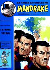Mandrake (1re Série - Remparts) (Mondes Mystérieux - 1) -412- L'étrange Viking