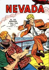Nevada (LUG) -155- Numéro 155