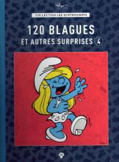Les schtroumpfs - La collection (Hachette) -52- 120 blagues et autres surprises 4