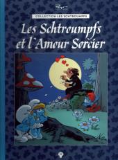 Les schtroumpfs - La collection (Hachette) -53- Les Schtroumpfs et l'amour sorcier