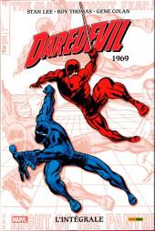 Daredevil (L'intégrale) -81969- Daredevil : l'intégrale 1969