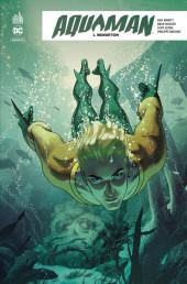 Aquaman Rebirth -1- Inondation