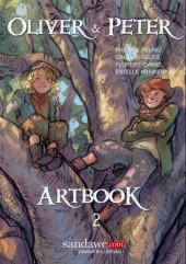 Oliver & Peter -HS2- Artbook 2