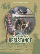 Les enfants de la Résistance -4- L'escalade