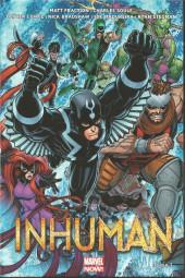 Inhuman -1- Inhumanité