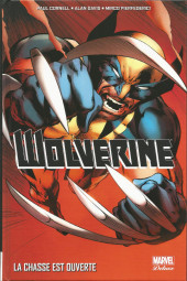 Wolverine (Marvel Deluxe) -1- La Chasse est Ouverte