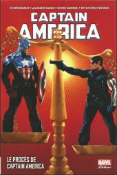 Captain America (Marvel Deluxe) -8- Le Procès de Captain America