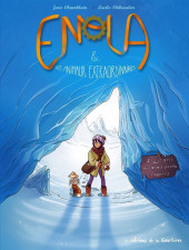 Enola et les animaux extraordinaires -4- Le yéti qui avait perdu l'appétit
