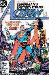 Action Comics (1938) -584- Squatter!