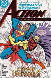 Action Comics (1938) -587- Cityscape!