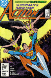 Action Comics (1938) -588- All Wars Must End (part two)
