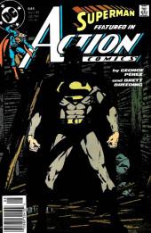 Action Comics (1938) -644- Doppelganger