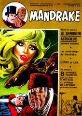 Mandrake (1re Série - Remparts) (Mondes Mystérieux - 1) -369- Le banquier astucieux