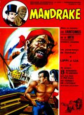 Mandrake (1re Série - Remparts) (Mondes Mystérieux - 1) -370- Fantômes de la mer
