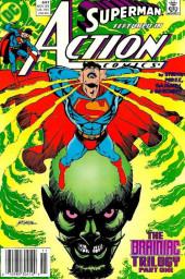 Action Comics (1938) -647- Brain Drain