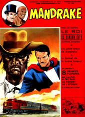 Mandrake (1re Série - Remparts) (Mondes Mystérieux - 1) -374- Le roi de Carson City