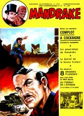Mandrake (1re Série - Remparts) (Mondes Mystérieux - 1) -375- Complot à Cockaigne