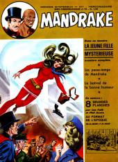 Mandrake (1re Série - Remparts) (Mondes Mystérieux - 1) -377- La jeune fille mystérieuse