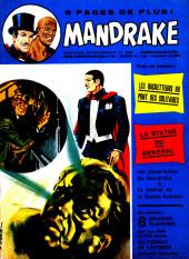 Mandrake (1re Série - Remparts) (Mondes Mystérieux - 1) -380- Les racketteurs du pont des solitaires
