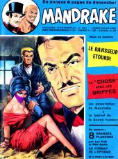Mandrake (1re Série - Remparts) (Mondes Mystérieux - 1) -384- Le ravisseur étourdi