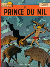 Alix -11a1977- Le prince du Nil