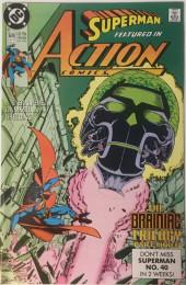 Action Comics (1938) -649- Man and Machine