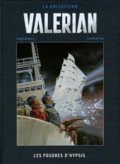 Valérian - La collection (Hachette) -12- Les foudres d'Hypsis