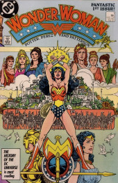 Wonder Woman Vol.2 (DC comics - 1987) -1- The Princess and the Power!
