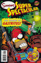 Simpsons Super Spectacular -3- The coming of Gastritus