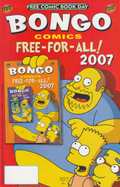 Bongo Comics Free-For-All! -2007FCBD- Spree for all