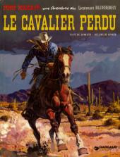 Blueberry -4c1977- Le cavalier perdu