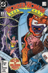 Wonder Woman Vol.2 (DC comics - 1987) -2- Face-Off at 30,000 Feet!