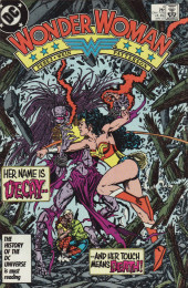 Wonder Woman Vol.2 (DC comics - 1987) -4- A Long Day's Journey Into Fright