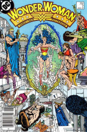 Wonder Woman Vol.2 (DC comics - 1987) -7- Rebirth