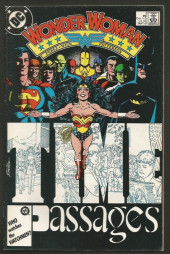 Wonder Woman Vol.2 (DC comics - 1987) -8- Time Passages