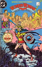 Wonder Woman Vol.2 (DC comics - 1987) -10- Paradise Lost