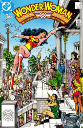Wonder Woman (1987) -14- For The Glory Of Gaea