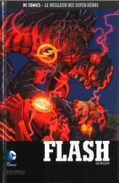 DC Comics - Le Meilleur des Super-Héros -65- Flash - En Négatif
