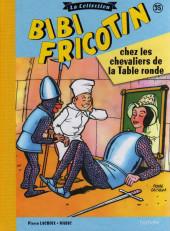 Bibi Fricotin (Hachette - la collection) -35- Bibi Fricotin chez les chevaliers de la Table ronde