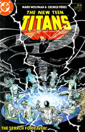 New Teen Titans Vol.2 (The) (DC comics - 1984) -2- The Search for Raven