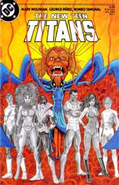 New Teen Titans Vol.2 (The) (DC comics - 1984) -4- Torment!