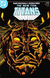 New Teen Titans Vol.2 (The) (DC comics - 1984) -5- The Terror of Trigon!