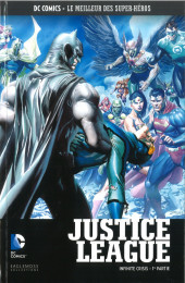 DC Comics - Le Meilleur des Super-Héros -HS08- Justice League - Infinite Crisis - 1re partie