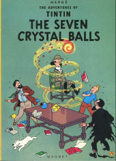 Tintin (The Adventures of) -13b84- The seven Crystal Balls